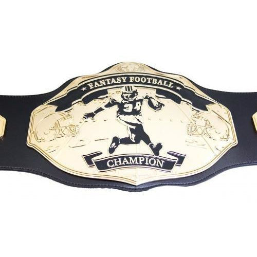 Fantasy Champion Football Belt - High Step Fantasy Football Awards