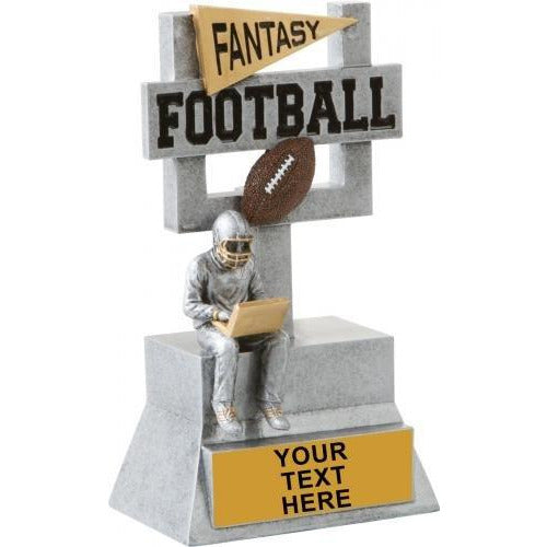 Football Goal Post Trophy Fantasy Football Trophies