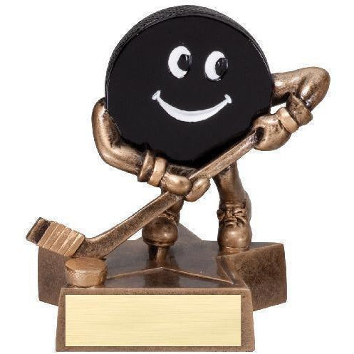 Lil' Buddy Hockey Resin Trophy