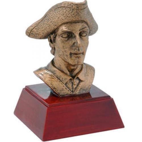 Patriot/Minuteman Resin Mascot Awards