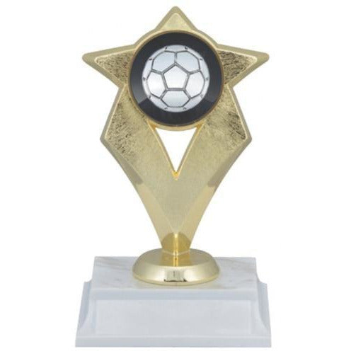 V-Star Trophy Soccer Trophies