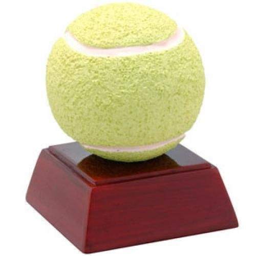 Tennis Ball Resin Award