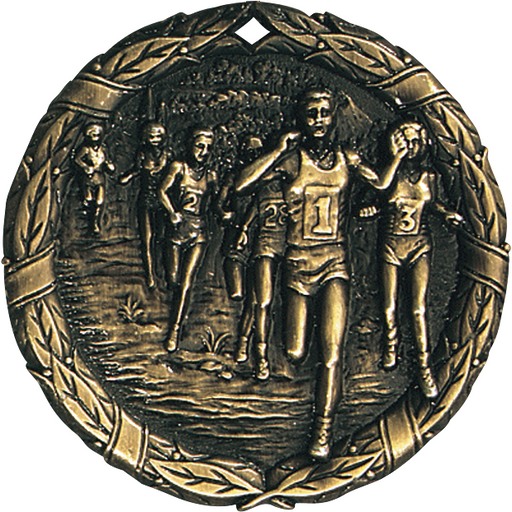 Cross Country Extreme Medallion
