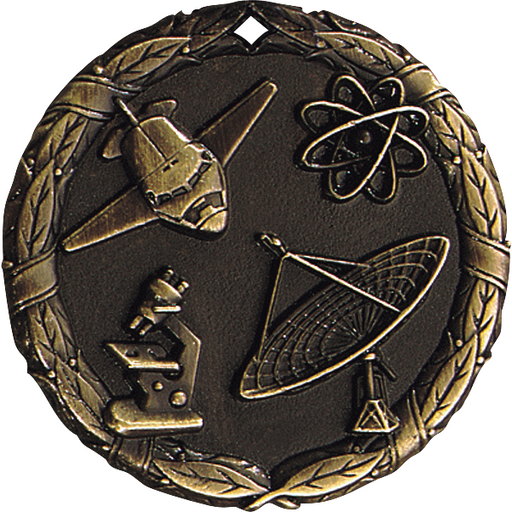 Science Extreme Medallion