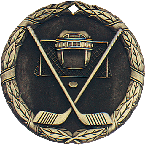 Hockey Extreme Medallion