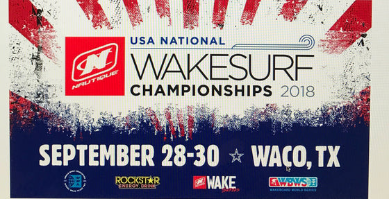 2018 USA National Wakesurf Championships
