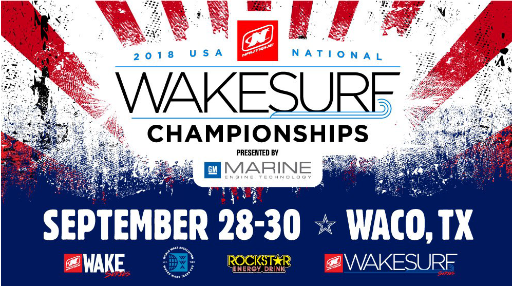2018 Nautique US Wakesurf Nationals