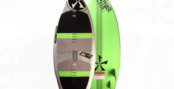 Featured Board: 2018 Phase Five Ahi Wake Surfboard