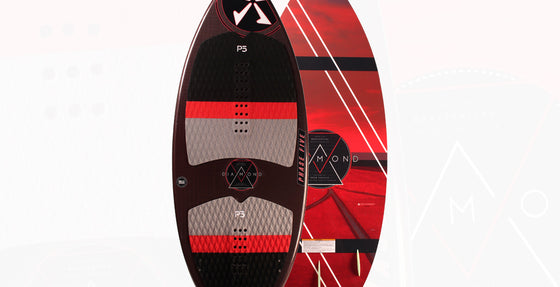 Board Of The Week: Phase Five 2018 Diamond Wake Skimboard