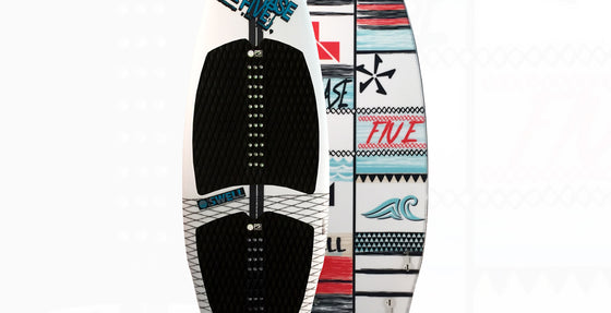 Board of the Week: Phase Five Swell Wake Surfboard