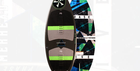 Product of the Week: Phase Five Hammerhead Wake Skimboard