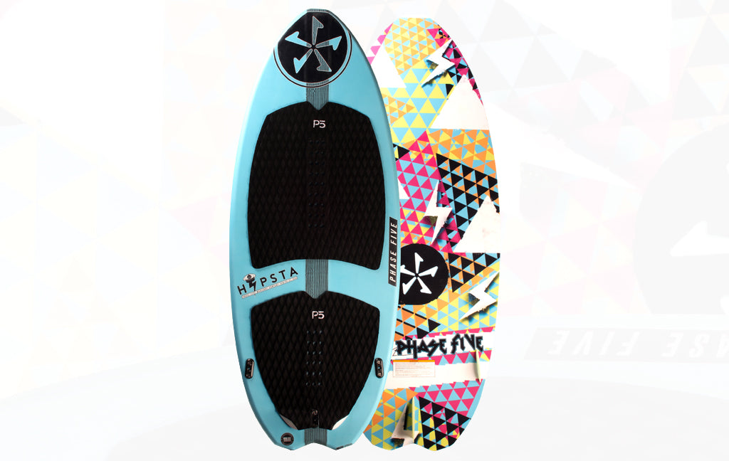 Board Of The Week: Phase Five Hypsta Wake Skimboard