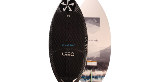 The Phase 5 LEEO Wake Skimboard Product Video