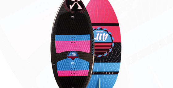 Featured Board: Phase Five Diamond Luv Wake Skimboard