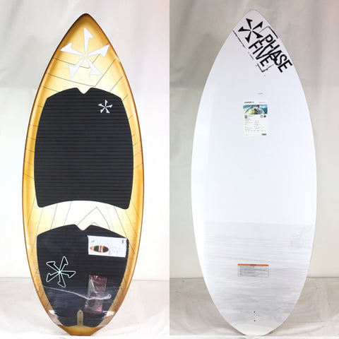Phase Five Diamond CL Wake Skimboard 54""