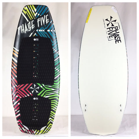 2016 Phase Five Jam DEMO Wake Surfboard 53""