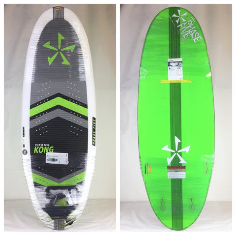 2019 Phase Five Kong BLEM Wake Surfboard 63""