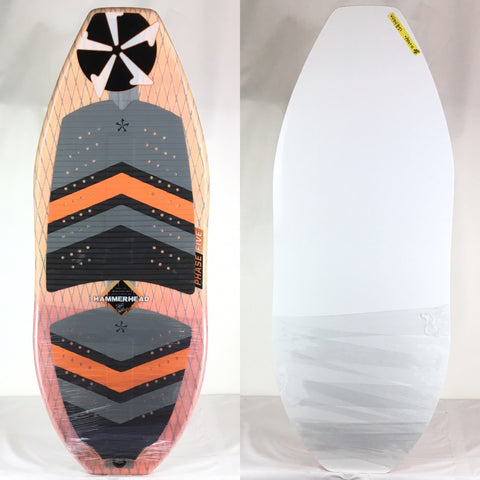 2020 Phase Five Hammerhead One Off Wake Skimboard 50""