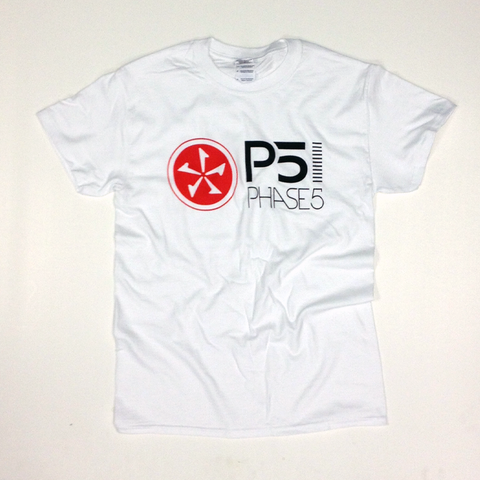 Phase Five Logo Tee