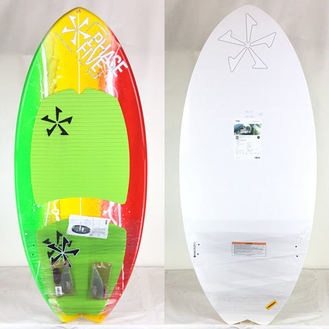 Phase Five Fish BLEM Wake Skimboard 47""