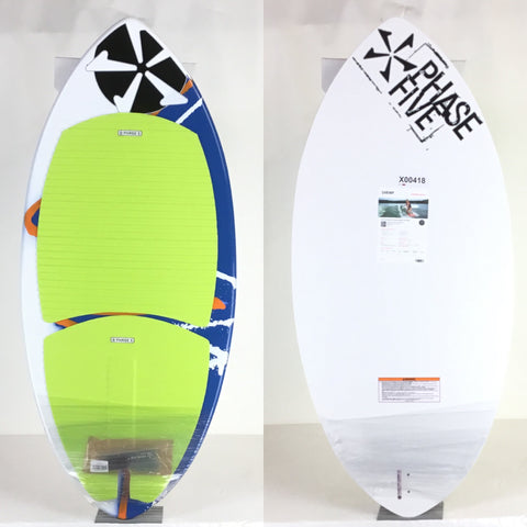 Phase Five Shrimp BLEM Wake Skimboard