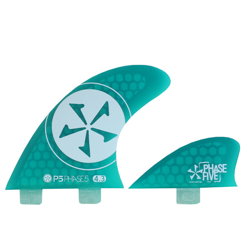 Phase Five 4.3 Surf Quad Fin