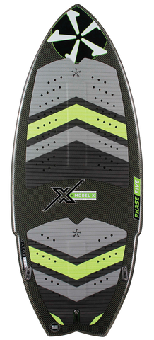 2020 Phase Five Model X Wake Skimboard