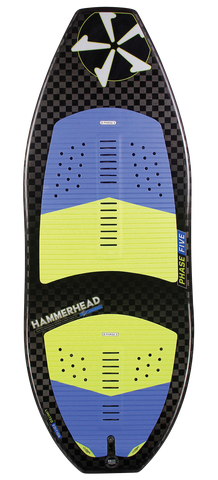 2021 Phase Five Hammerhead LTD Wake Skimboard