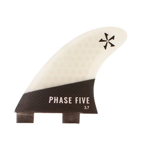 Phase Five Carbon 3.7 Twin Fin Set