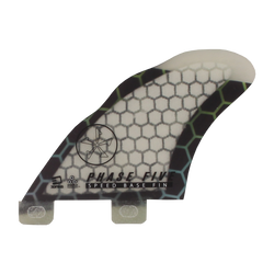 Phase Five 3D Speed Base Fin Honeycomb (BL/GR)