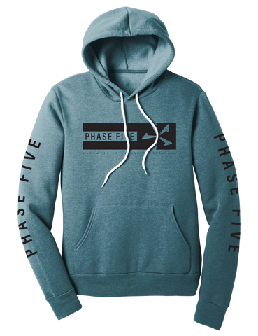 Phase Five Bar Fleece Hoodie