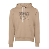 Phase Five Outline Fleece Pullover Hood