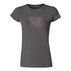 Phase Five Ladies Outline Tee