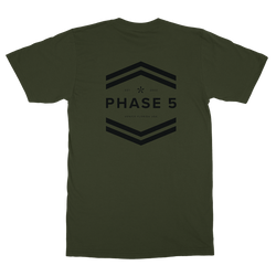 Phase Five Badge Short Sleeve Tee