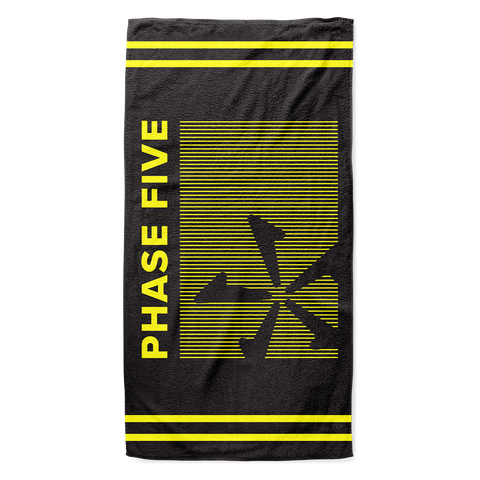 Phase Five Parallel Towel