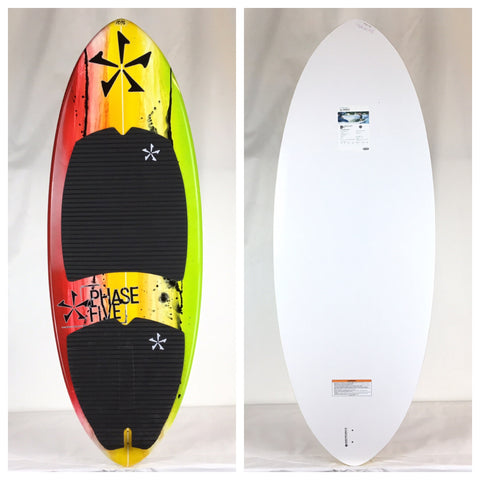 Phase Five Oogle BLEM Wake Skimboard 58""