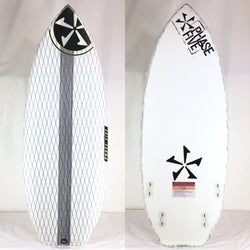Phase Five Ahi Prototype Wake Surfboard 55""