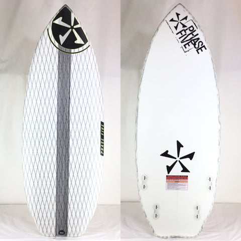Phase Five Prototype Wake Surfboard 55""
