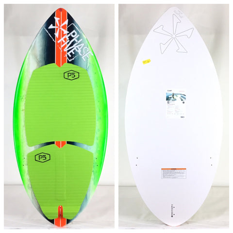 Phase Five Kids' Scamp BLEM Wake Skimboard 45""