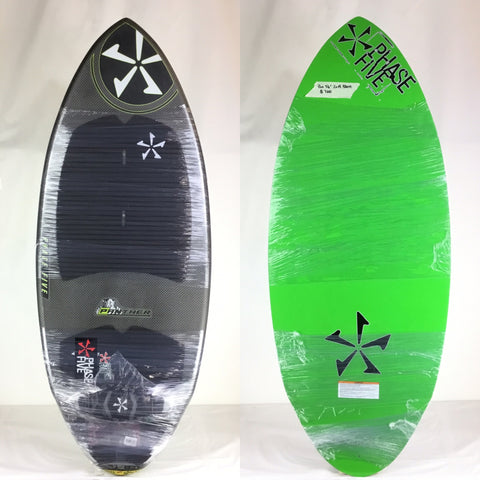 2019 Phase Five Panther LTD Wake Skimboard 56""