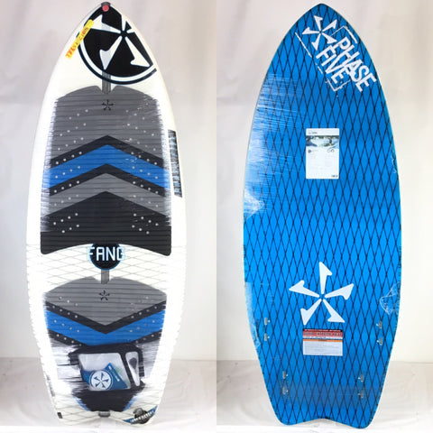 2019 Phase Five Fang BLEM Wake Surfboard 52""