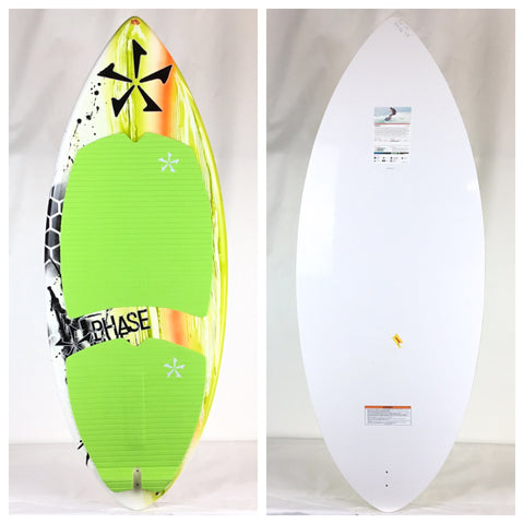 Phase Five Prop BLEM Wake Skimboard 54""