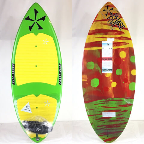 Phase Five Ratchet Wake Skimboard 54""