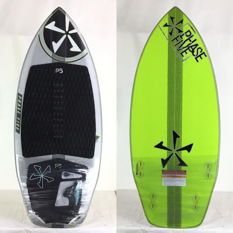 Phase Five Ahi DEMO Mini Wake Surfboard 46""