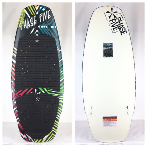 Phase Five 2016 Jam BLEM Wake Surfboard 49""
