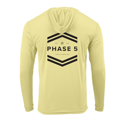 Phase Five Badge SPF Hoodie