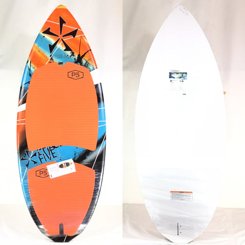 Phase Five Diamond CL BLEM Wake Skimboard 54""