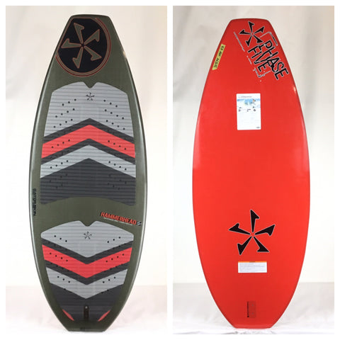 2018 Phase Five Hammerhead Wake Skimboard 53""