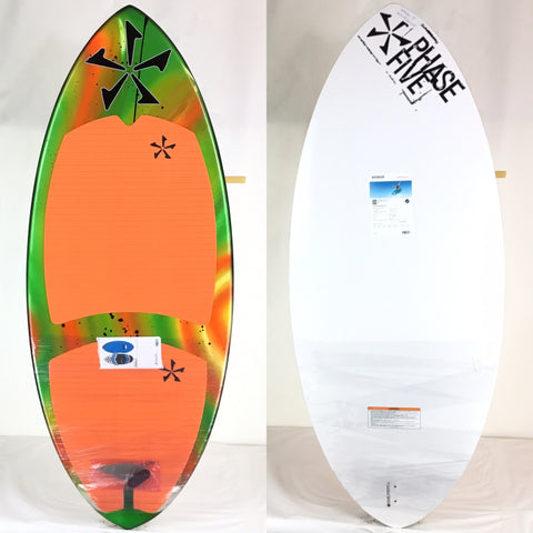 "Phase Five Avenger Wake Skimboard 51"" Airbrush"