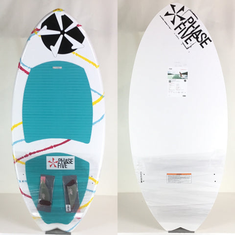 Phase Five Fish BLEM Wake Skimboard